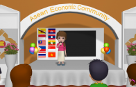 เรื่อง Meeting and Greeting of ASEAN People