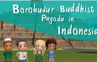 เรื่อง Borobudur Buddhist Pagoda in Indonesia